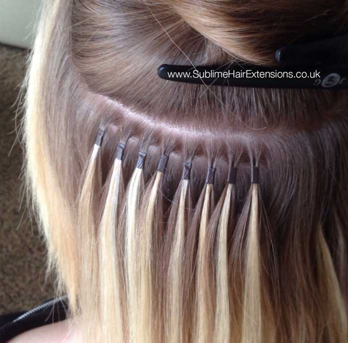 Micro ring extensions aftercare
